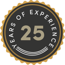 25 Years Personal Injury Law Firm