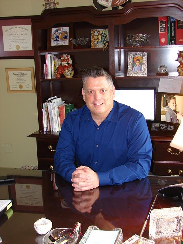 Dan O'Donnell Attorney Sacramento